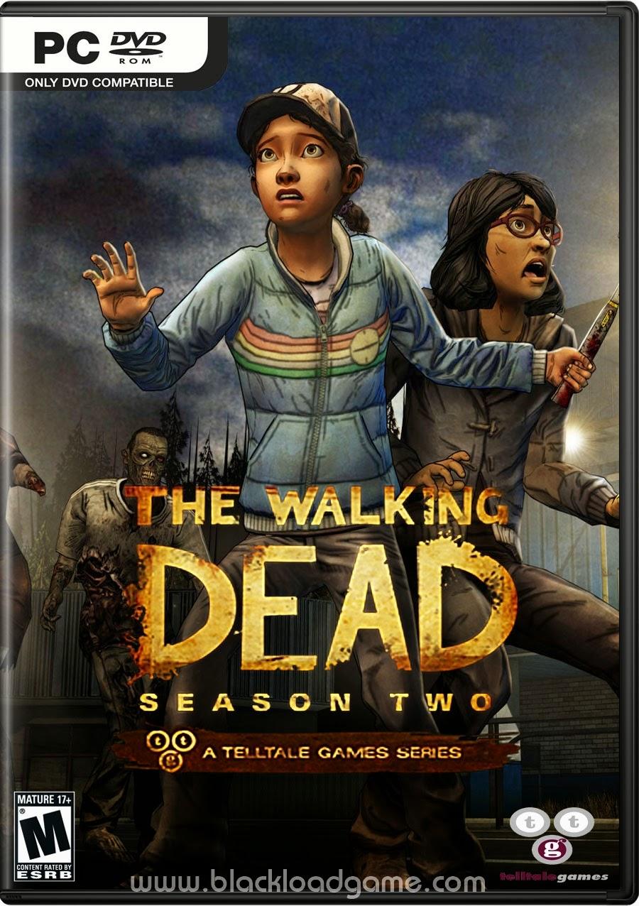 Скачать бесплатно The Walking Dead: Season Two для Android + КЭШ