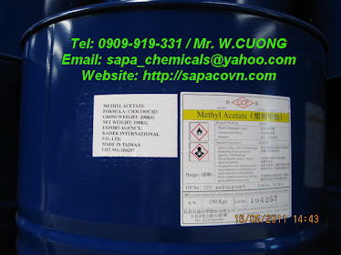 Methyl acetate / MAC / ethanoate