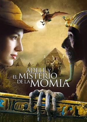 Adele y el misterio de la momia (2010)