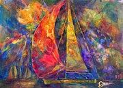Phantom Sails Painting