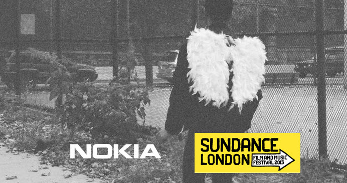Presenta un corto para Nokia y the Sundance London Film and Music Festival 2013