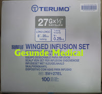 set de infusion