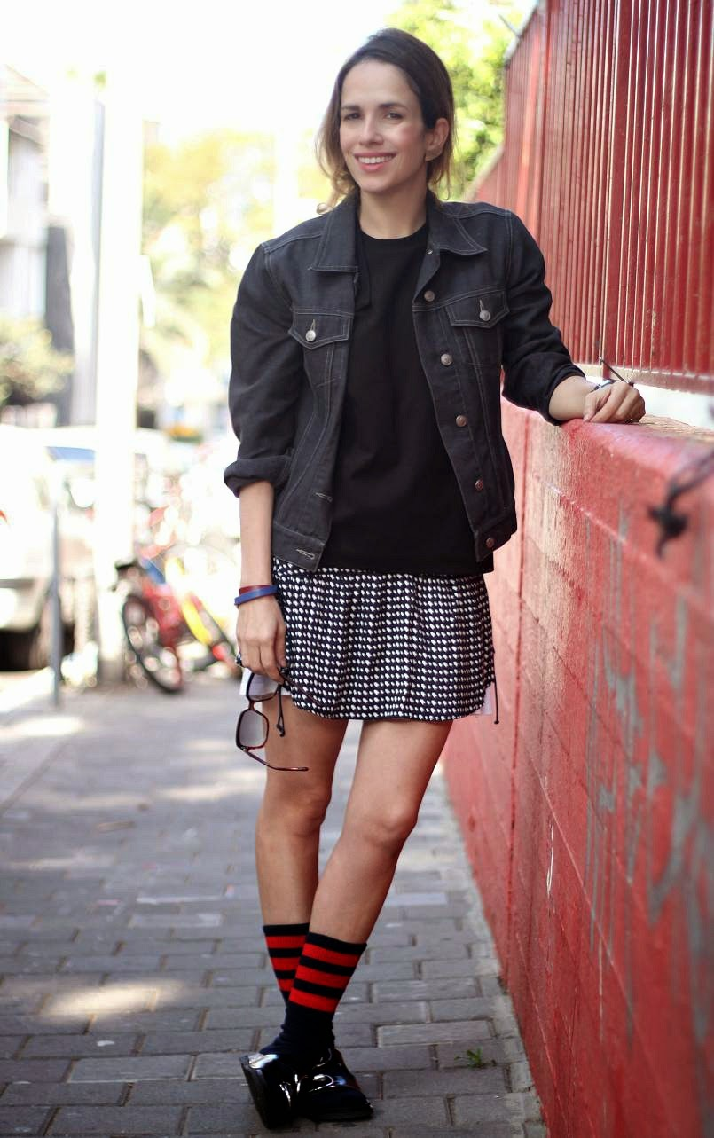 skirt, zarapeople, streetstyle, ootd, lookoftheday, short, ss14, fashionblog, אופנה, שבועאופנה, בלוג אופנה, טלילוגשינחשון, talilugashinachon