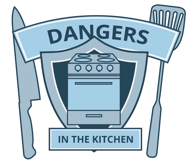 A thrifty mum how safe is your kitchen for 5 kitchen safety hazards
