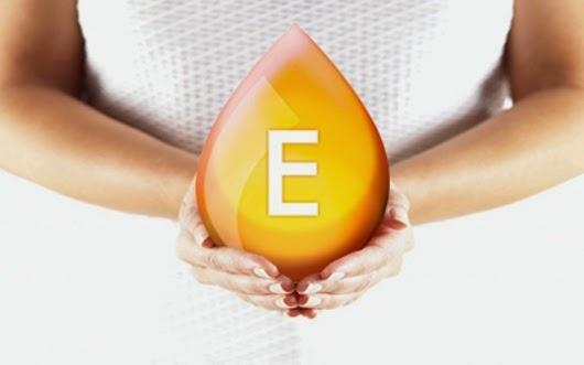 Uống viên thuốc Vitamin E có tác dụng gì?