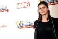 Alexandra Daddario marvel avengers academy