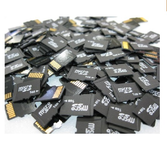 Wholesale Pricing - Must Buy Qty. of 5 4GB  MicroSD//SDHC Card