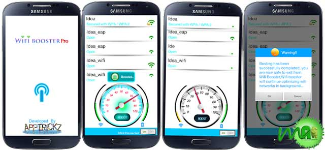 WiFi Booster Pro apk screenshot