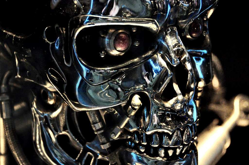 Terminator Salvation t-100