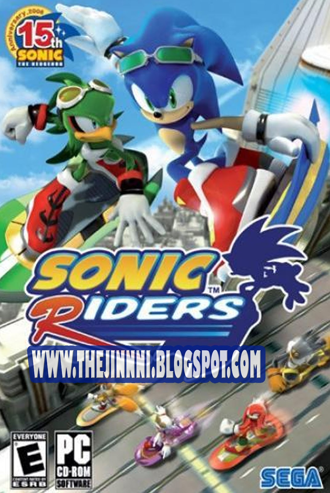 sonic riders free download free pc download games
