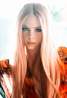 szép hosszú haj