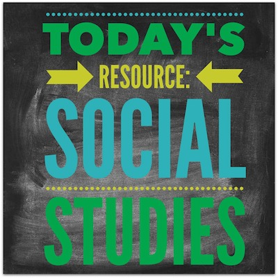 Fern Smith's Classroom Ideas Teacher Toolkit Thursday ~ Social Studies