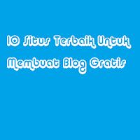 Situs Untuk Membuat Blog