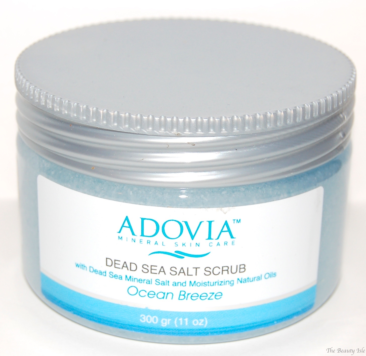 Dead salt sea scrub