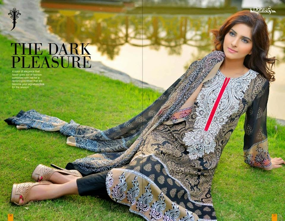Jubilee summer lawn collection 2015