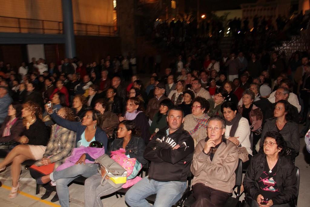 Público prestigia o 8º Encontro de Sanfoneiros no SESC Teresópolis