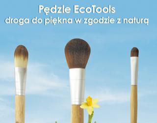 zestaw bambusowych pędzelków do makijażu EcoTools