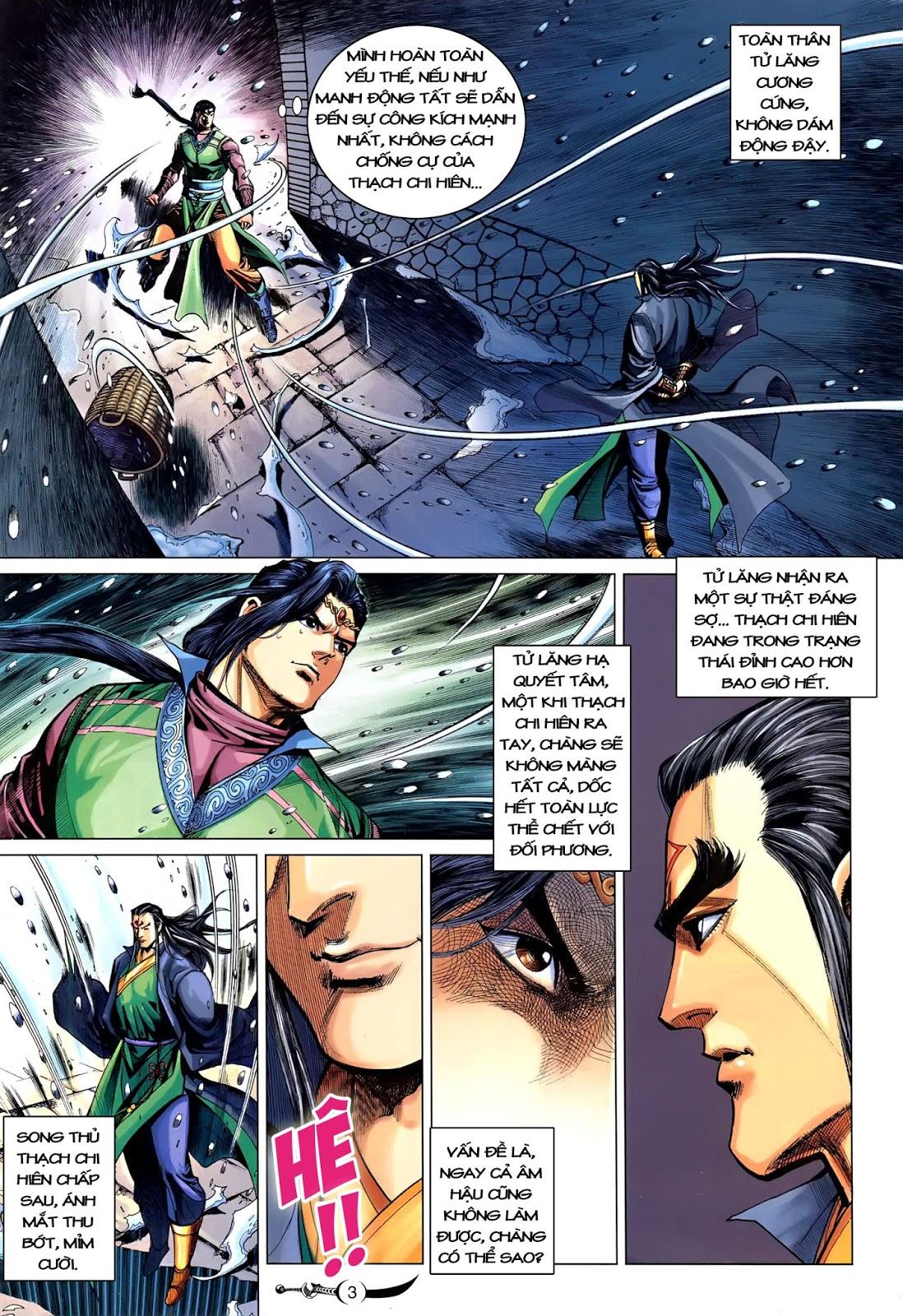 Đại Đường Song Long Truyện chap 216 - Trang 5