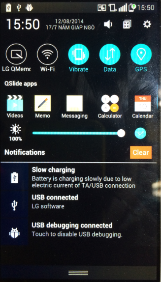how to fix wifi on lg g3