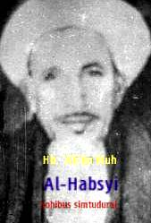 Hb. 'Ali bin Muh. bin Husein Al-Habsyi
