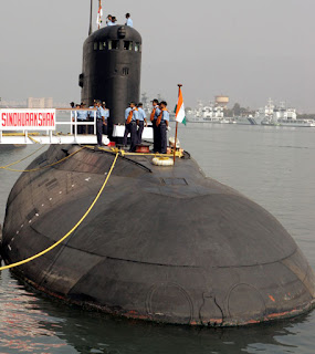 Naval Accidents which shattered the image of India Navy