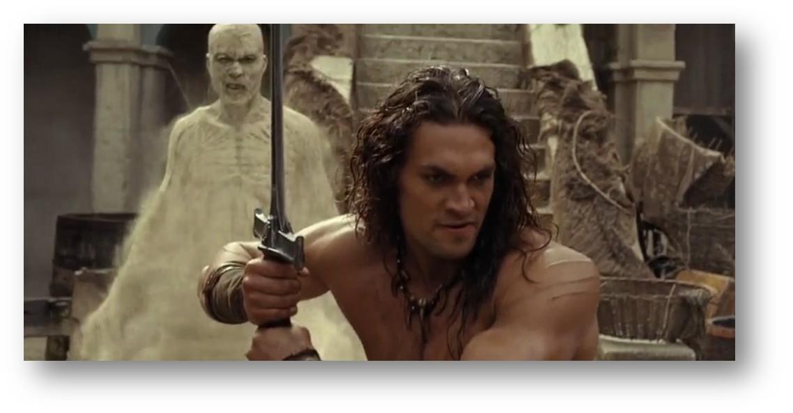 conan the barbarian 3d. Jason Momoa stars as Conan in