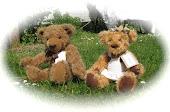 Mine håndlavede bamser til salg