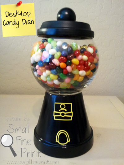 desktop gumball machine