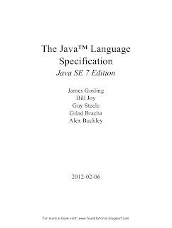 java language