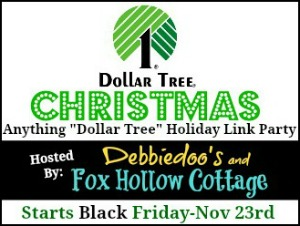 Dollar+Tree+XMAS+link+party+blk+frame+300+x+ Dollar tree Christmas..can be elegant