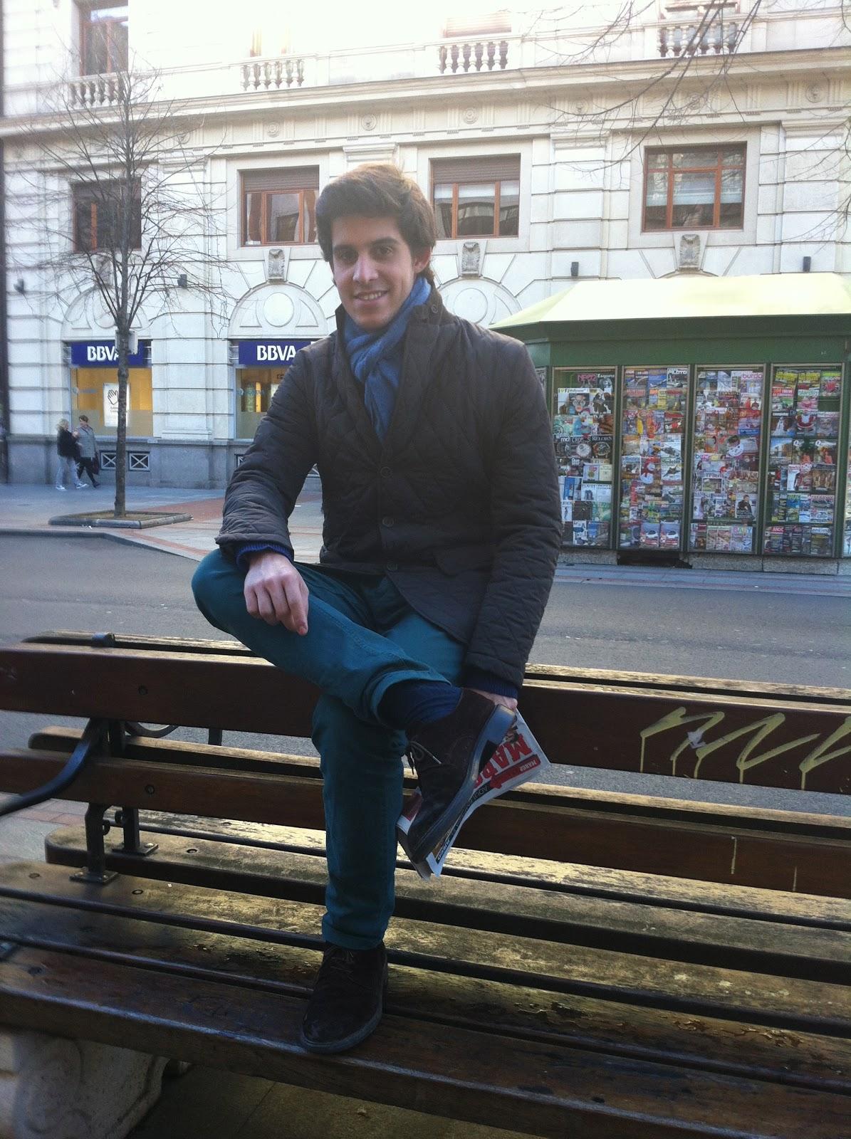 Street style la gente guapa de bilbao guillermo - Styling bilbao ...