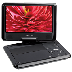 audiofox GIVEAWAY: Portable DVD Player, 50 Movies, and Popcorn! (Value $700)