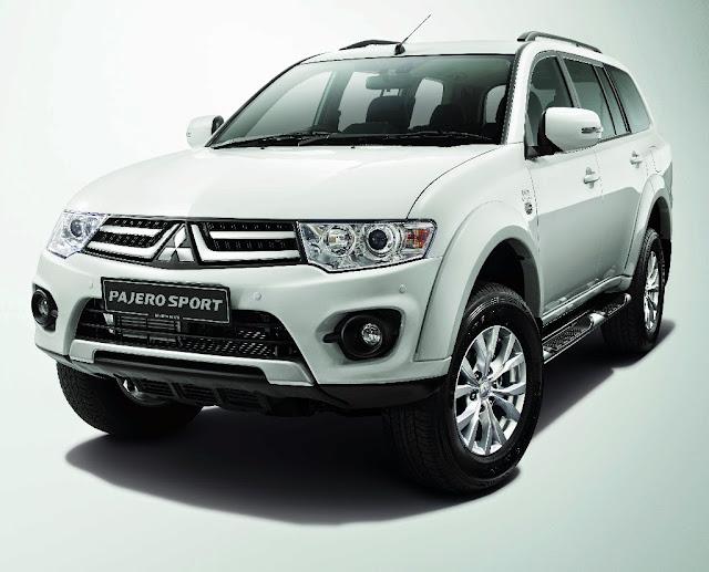 Harga Mobil Mitsubishi Pajero Sport Baru Bekas Terbaru 2015