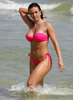 Nicole Bahls  Bikini Beach Body