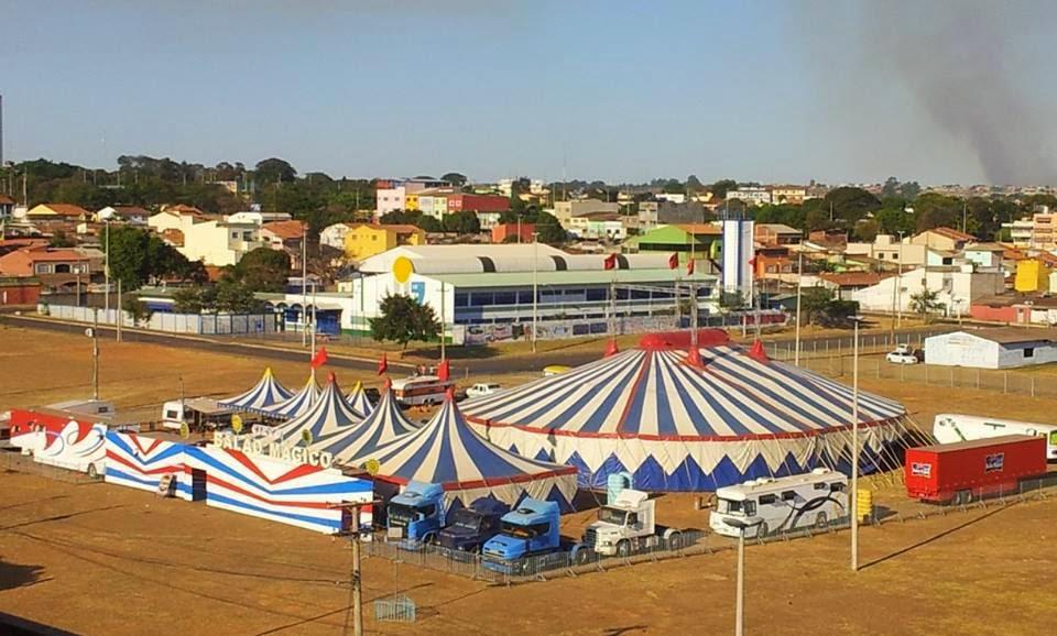 Circo Balão Mágico
