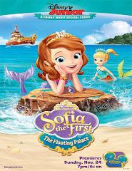 La Princesa Sofía: El palacio flotante (2014) [Latino]