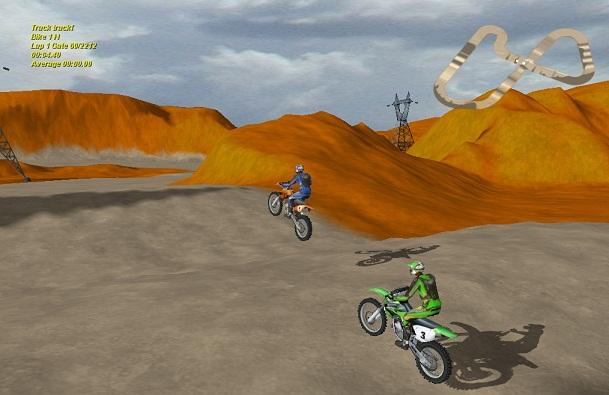 Motocross The Force jogos de moto