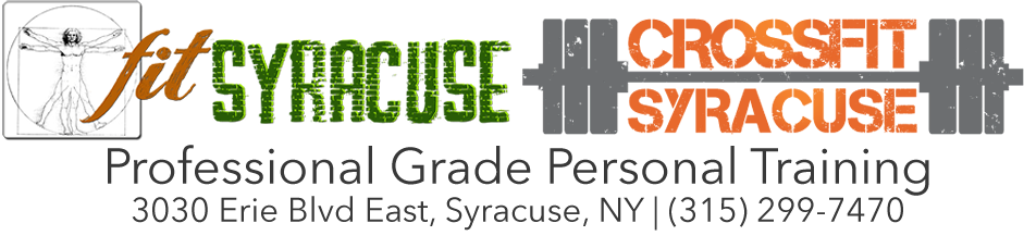 Fit Syracuse - Personal Training, CrossFit, Nutritional Health / Fitness