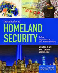 Book cover for An Introduction to Homeland Security.
