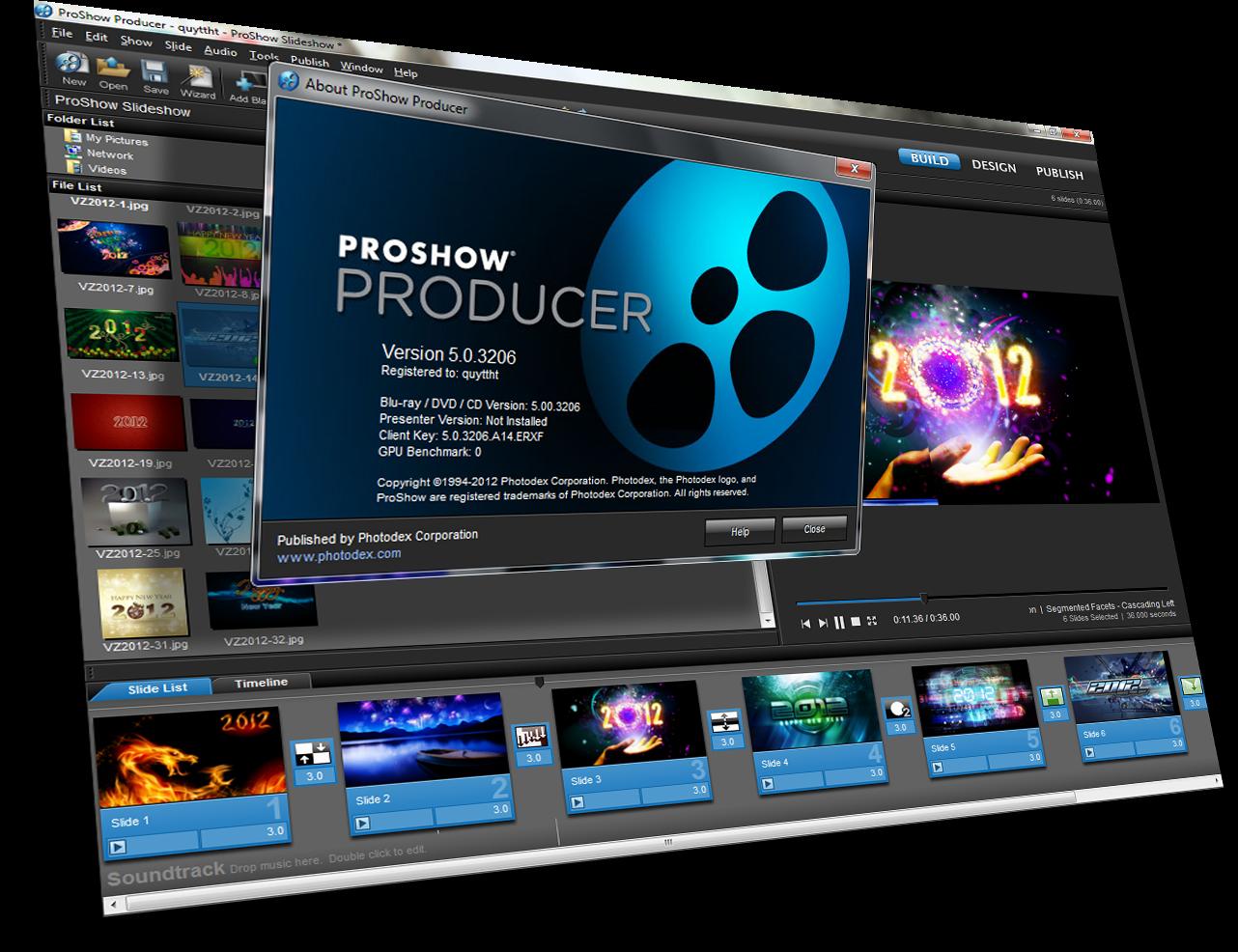 photodex proshow producer & gold 5.0 full crack