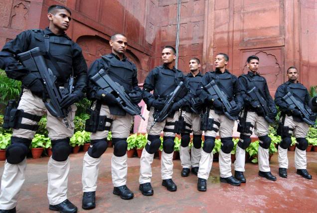 List of Special Operations Forces in India