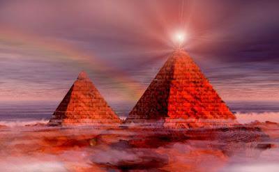 Pirámide generadora de energía