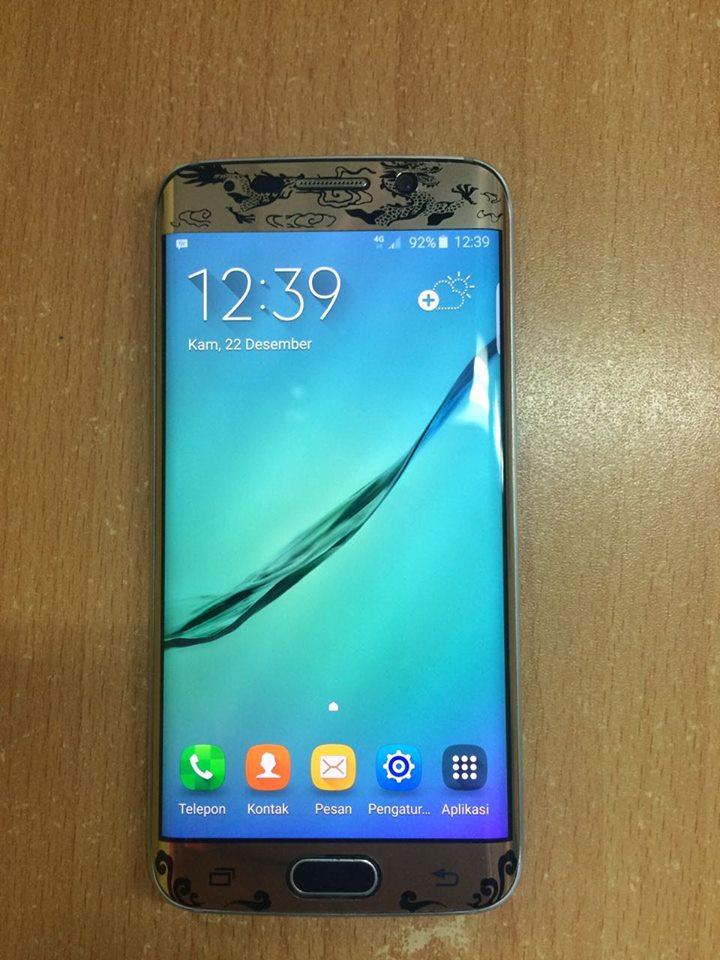 Samsung Galaxy S6 EDGE[SAMSUNG]