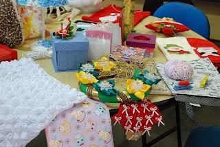 FOTOS: Alguns produtos de temas natalinos que serão colocados em exposição na Feira de Natal de Teresópolis