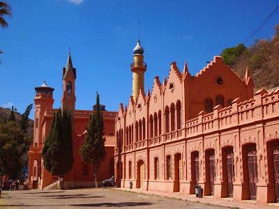 Castillo del Principado de La Glorieta