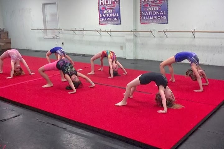 summer acro classes charlotte nc