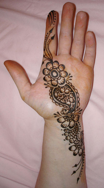 Mehndi Designs For Hands New Updates : All world fashion new and cricket updates mehndi designs