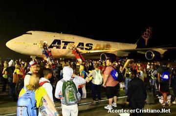 Más de mil misioneros evangélicos llegan a Honduras para evento por la paz