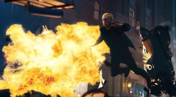 """Novo vídeo do Eminem """"Phenomenal"""""""