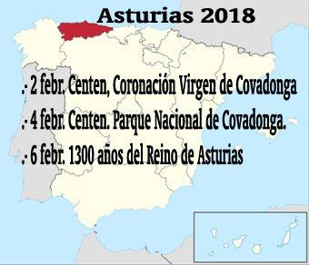 Efemérides asturianas